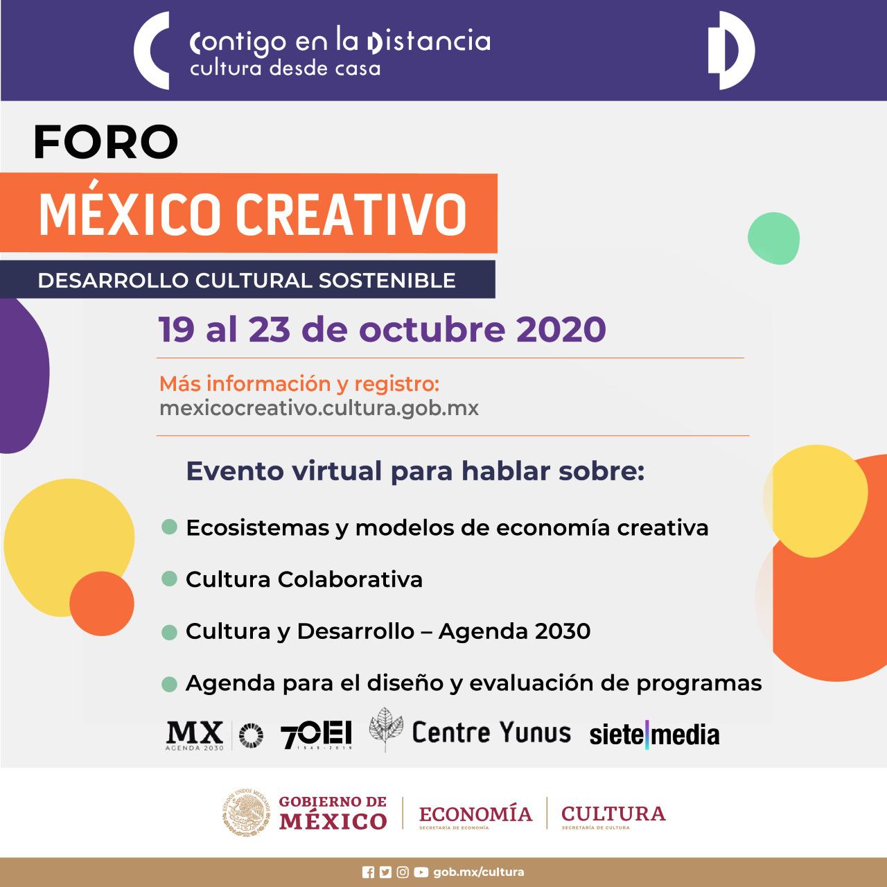 México creativo